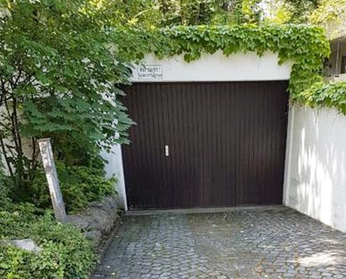 Tiefgarage Benediktenwandstr München